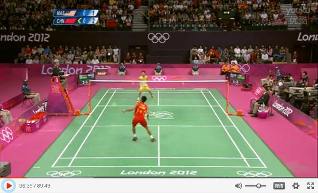 羽毛球比赛视频_羽毛球比赛视频-